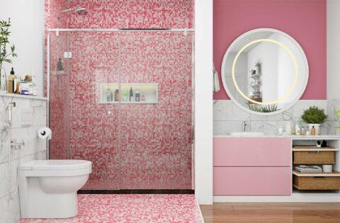 Girls bathroom decor ideas for your home