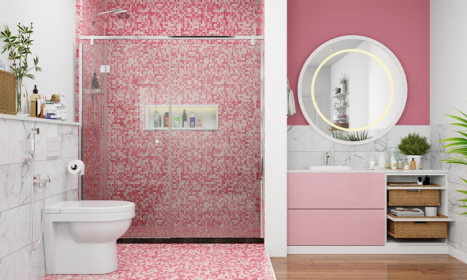 Girls bathroom decor ideas for your home