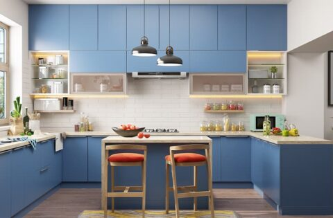 Kitchen laminate backsplash ideas