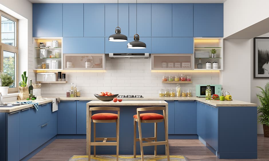 Kitchen laminate backsplash ideas