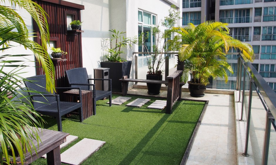 terrace garden ideas for your home