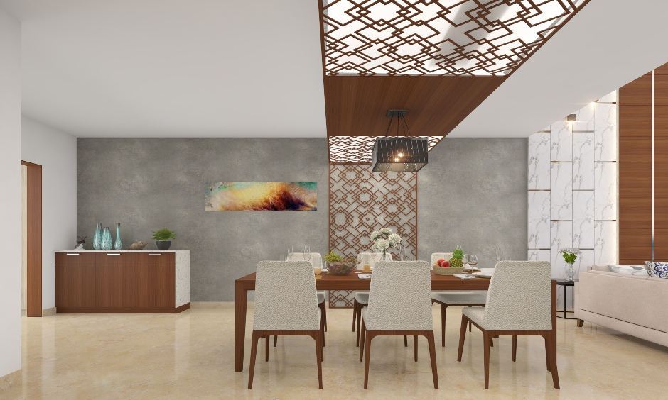 Latest dining hall ceiling designs for your home