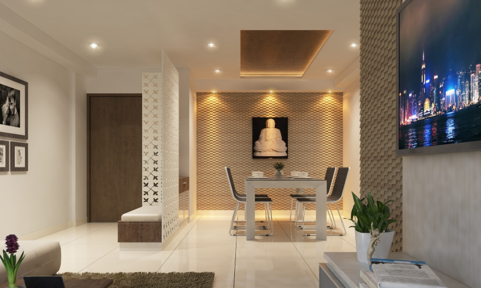 Latest Dining Hall Ceiling Designs For Your Home | Design Cafe
