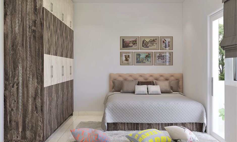 Wardrobe facing vastu where the ideal direction is the southwest or the northwest