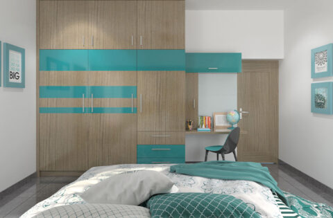 Wardrobe facing vastu for your home