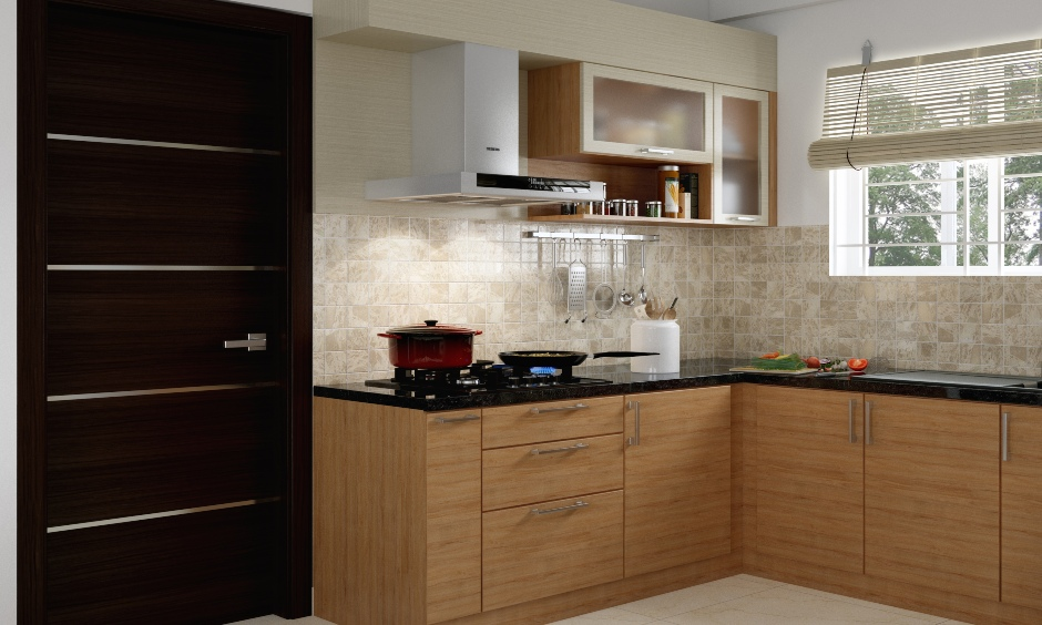 Segregate items entirely depend on convenience for hassle-free, that is how to organize a kitchen with few cabinets.