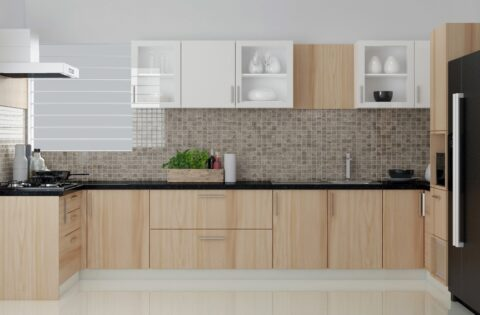 How to organize kitchen cabinets in your home