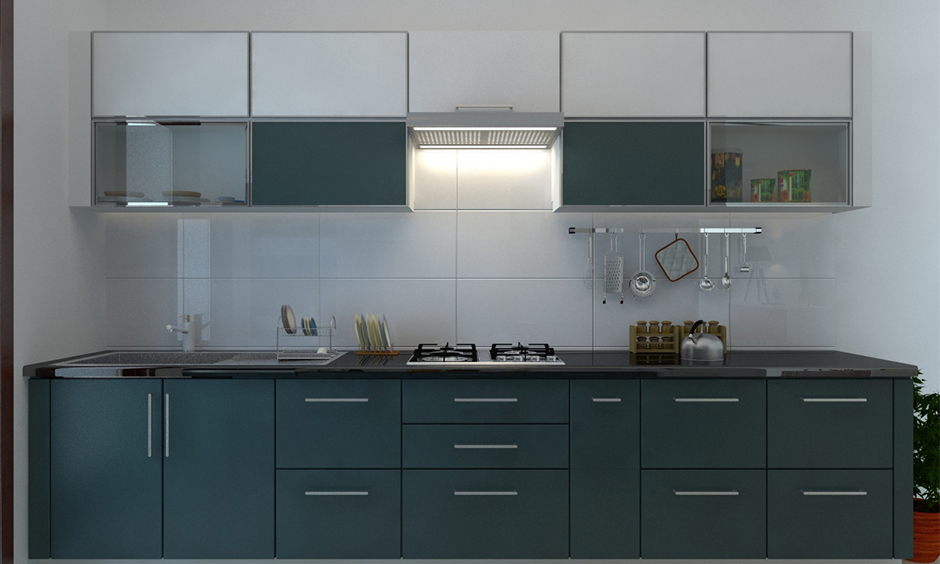 Kitchen cabinet handles india which fits well with any modular kitchen plan