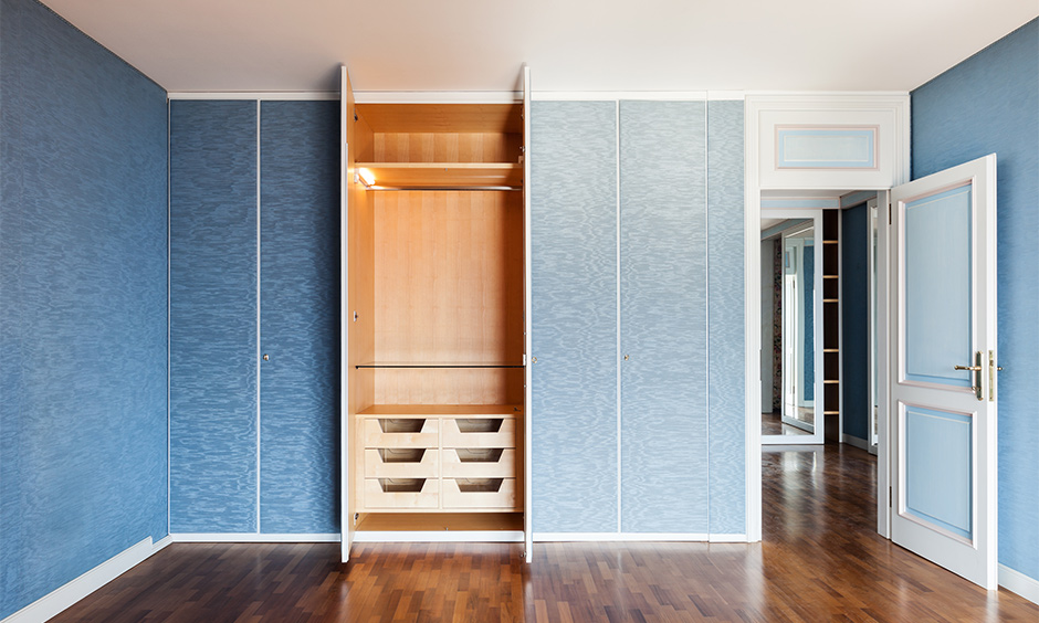Wardrobe cleaning ideas for your home