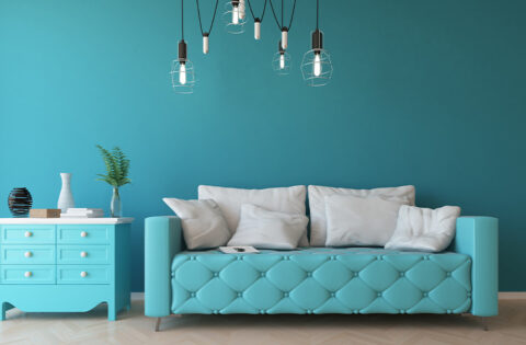 9 cool aqua blue colours ideas for your home