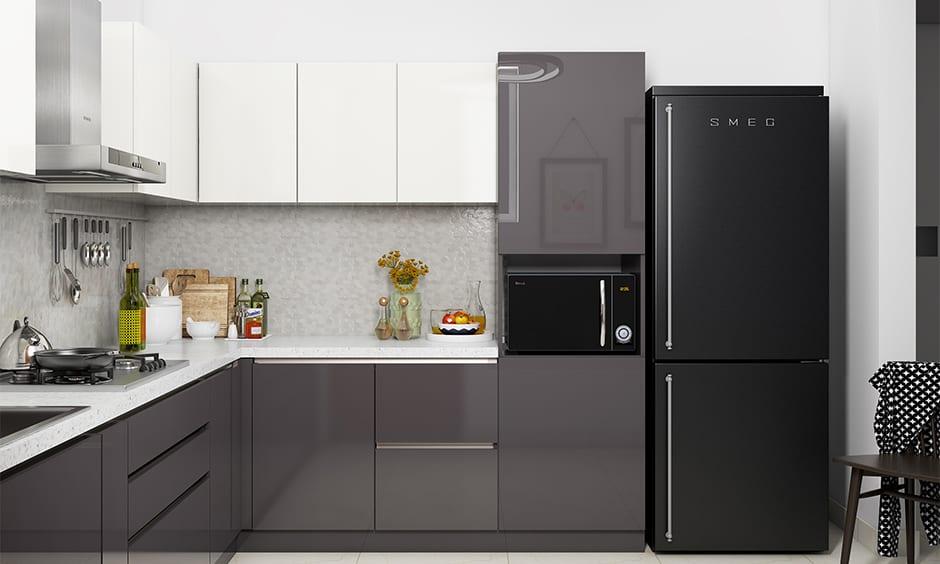 White color granite countertops for modern homeowners