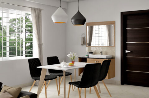 Dining table colour ideas for your home