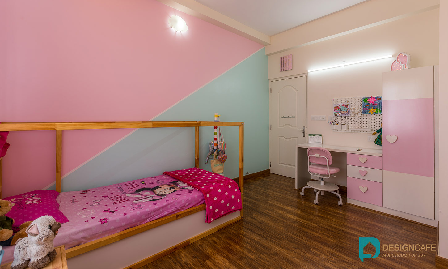 good interiors in bangalore designed by design cafe for kids room