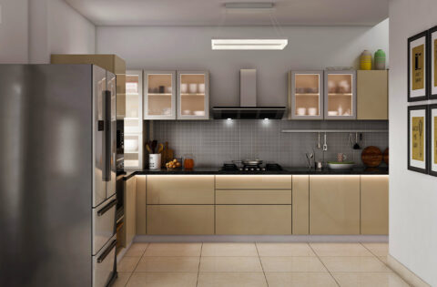 Beautiful kitchen cupboard colours for your home