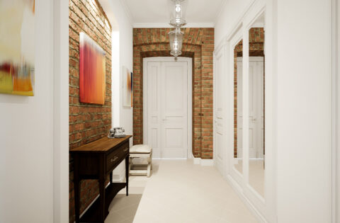 Long hallway paint ideas for your home