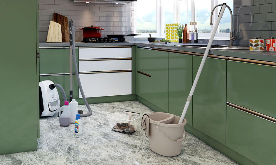 Cleaning tips for italian marble and indian marble