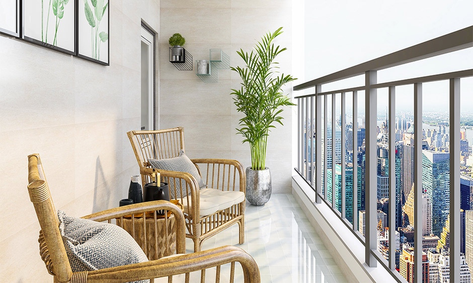 South west facing house balcony vastu