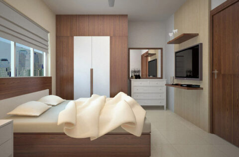 Simple dressing table designs for bedroom