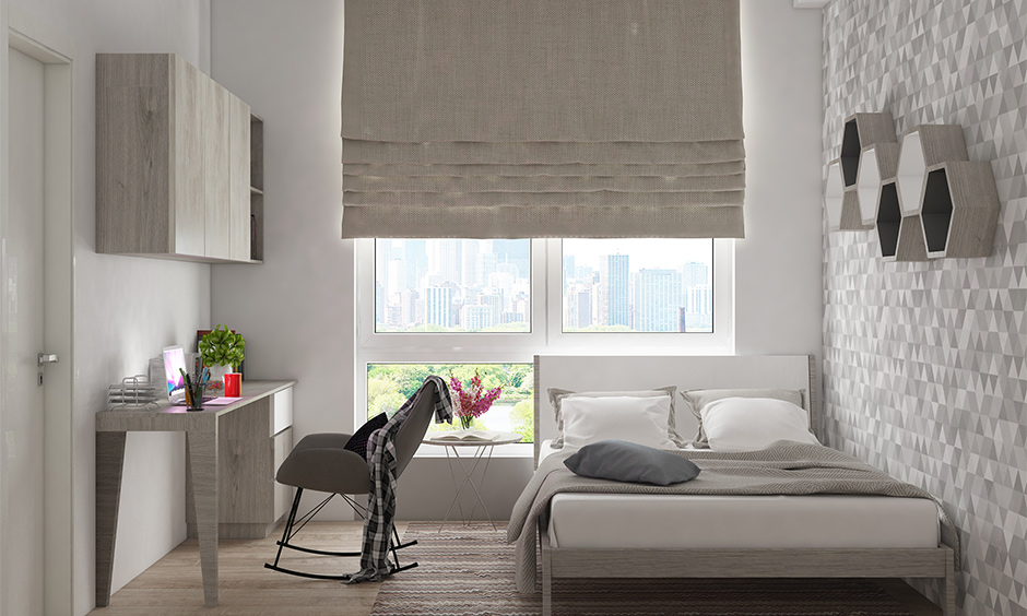 Grey and white bedroom designs for your home