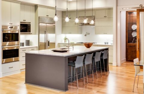 Kitchen island lighting ideas for your home