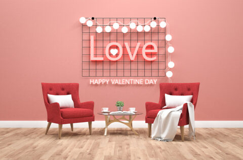 DIY valentine's day room decor ideas for your home