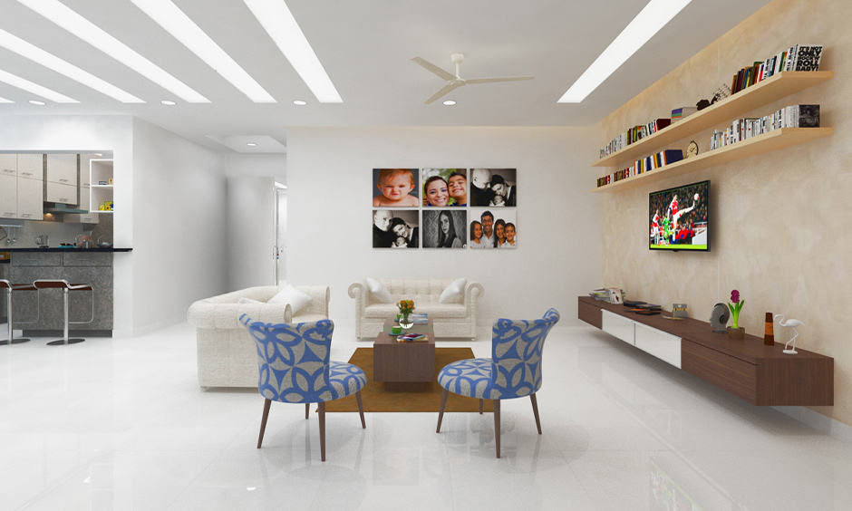 Panel false ceiling light is a different types of false ceiling lights
