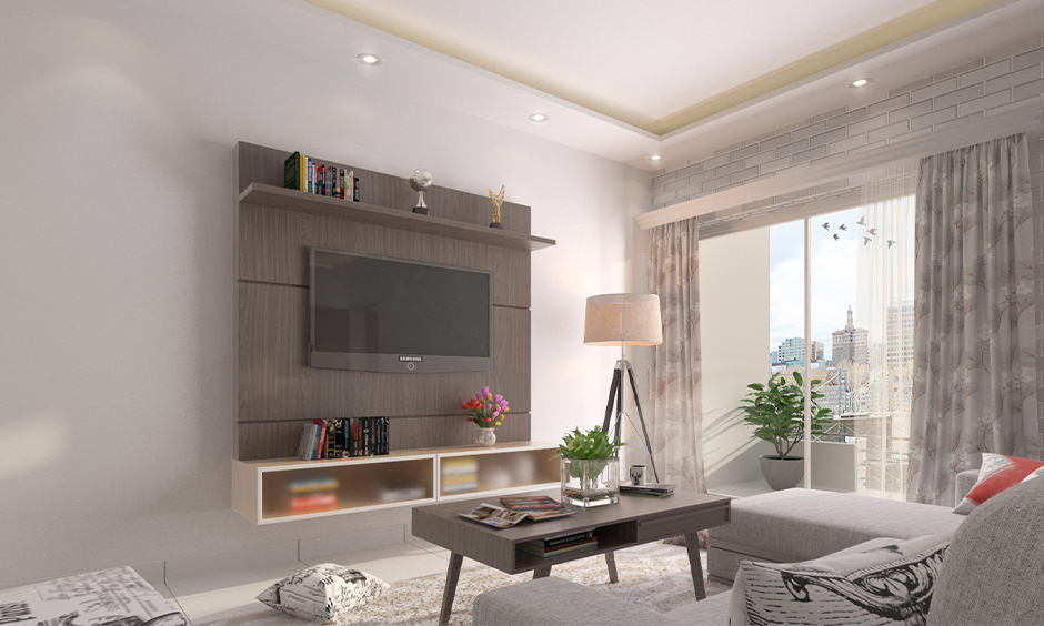 Recessed led false ceiling light is one type of false ceiling light