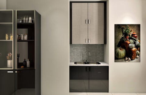 modular kitchen pantry cabinet design for your home