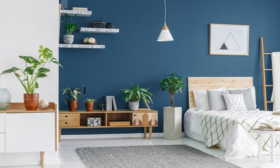 Blue And White Bedroom Designs Design Cafe