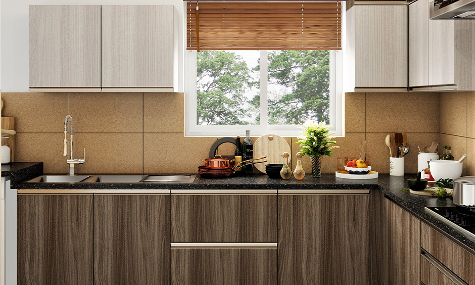 Double bowl kitchen sink sizes which gives you ample space separately for soaking