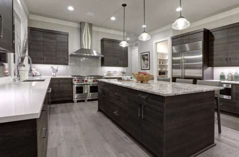 Grey kitchen cabinets design ideas for your home