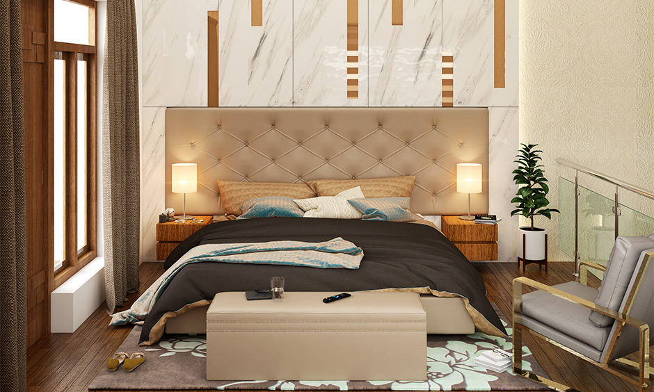 Best bedroom side table lamps for a guest bedroom