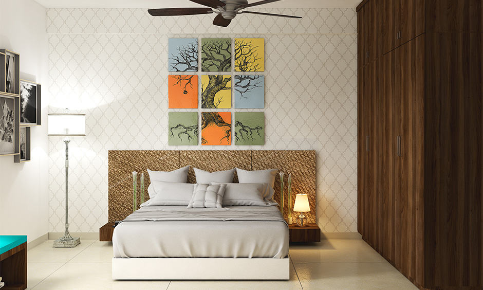 Modern classic bedroom table lamps