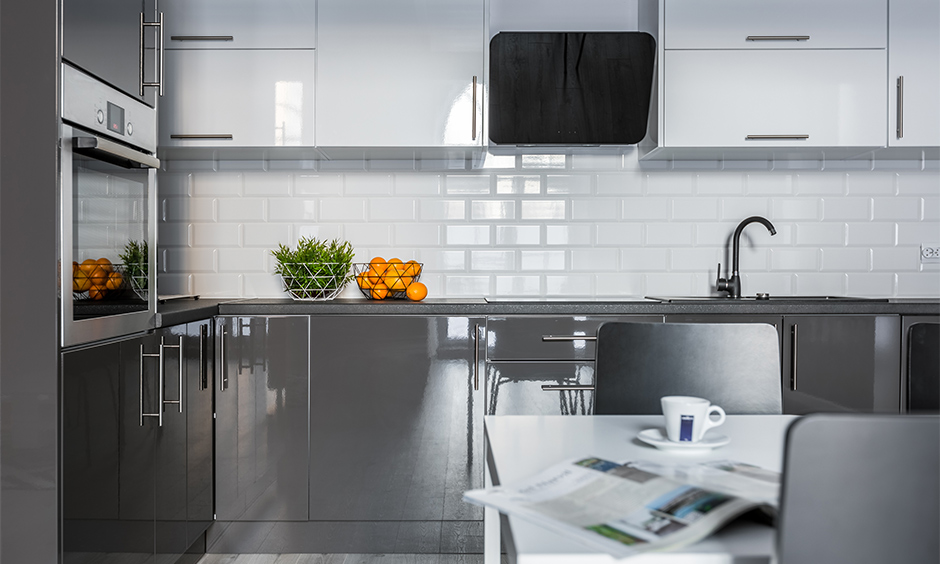 high gloss kitchen cabinets for you home