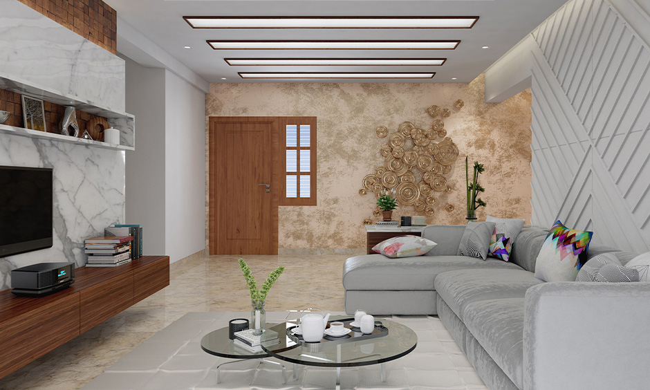 Recessed led light strips for home decoration to add more character to them