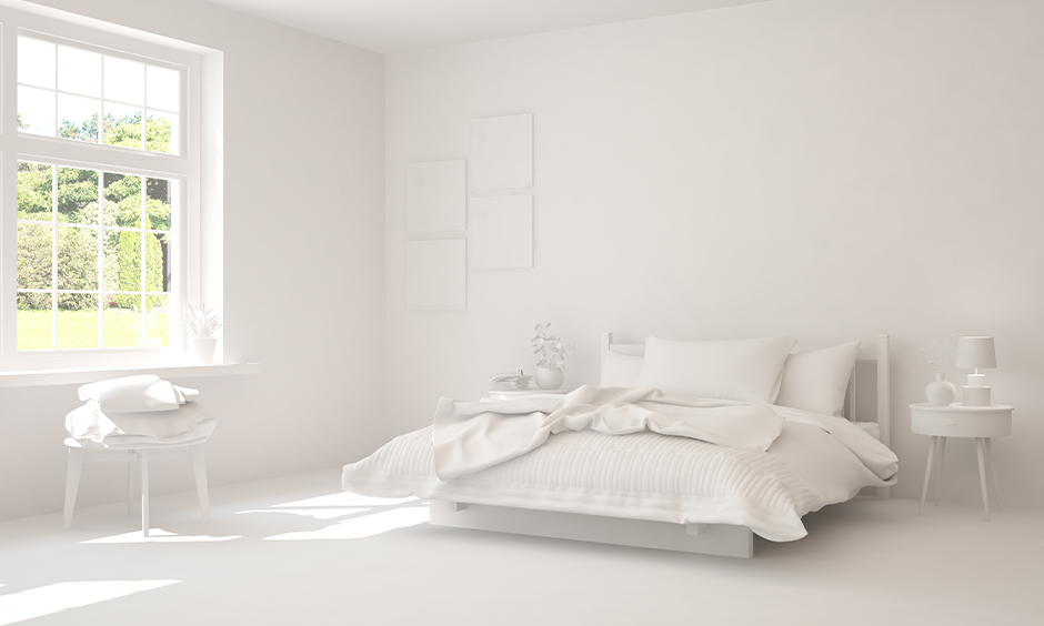 Beautiful white bedroom designs for your home