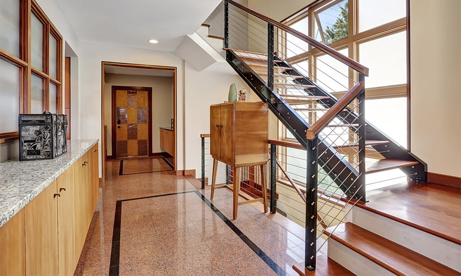 Indian granite flooring designs for your contemporary indian home