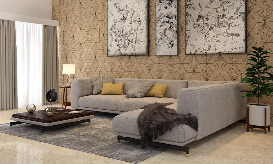 Latest granite flooring designs for home