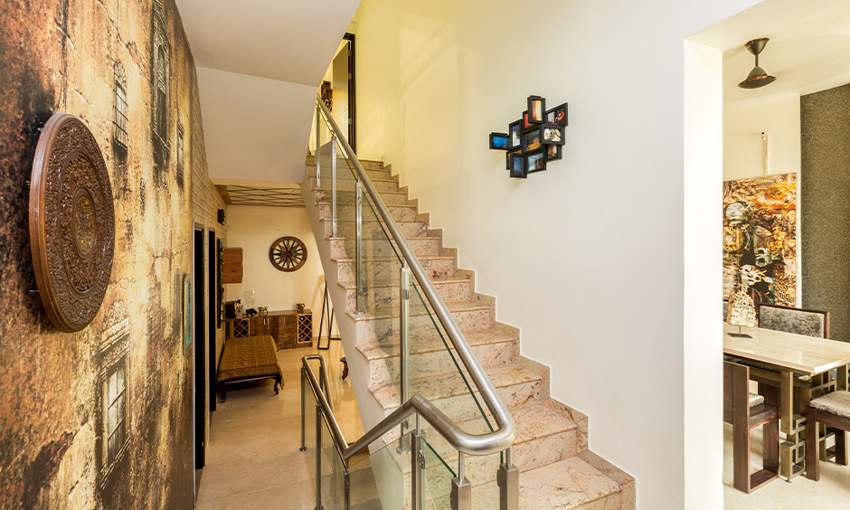 Marble Stair Design Ideas for your stylish home | Design Cafe