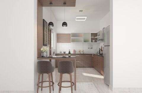 Glorious small kitchen design indian style for your home