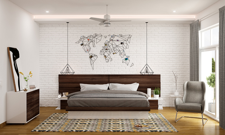 wooden headboard designs for your bedroom bed