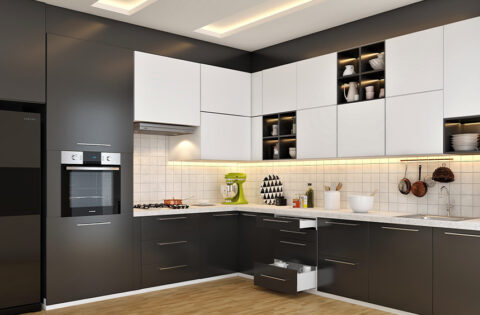 kitchen crockery cabinet designs for your home