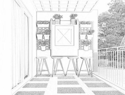 Guide to balcony grill designs and layouts