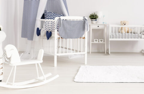 Chic baby room decor ideas for your home