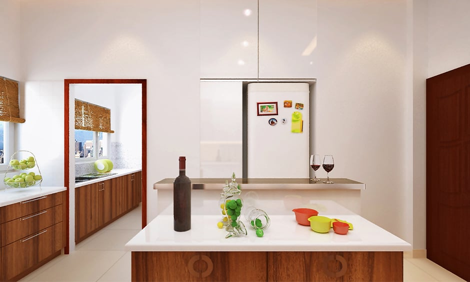 Easy tips to remove stains from white kitchen countertops