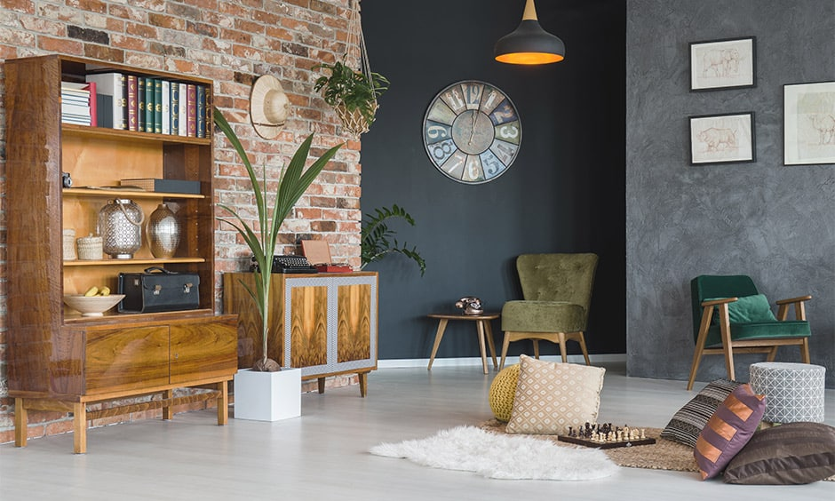 Living room indoor plants for your home