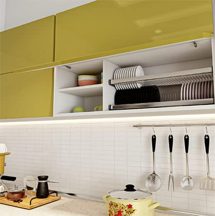 Best modular kitchens in mumbai from top kitchen designers.
