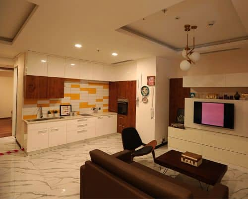 2BHK home interior designers in MG Road Bangalore.