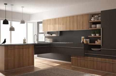 Modular kitchen vs carpenter made kitchen comparison