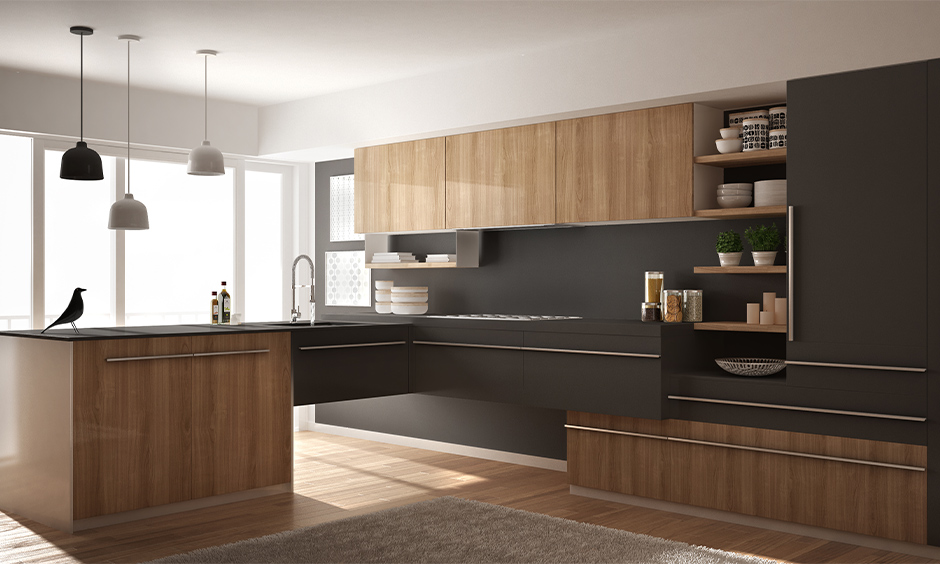Modular kitchen vs carpenter made kitchen comparison